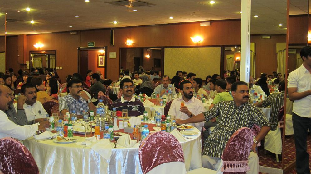 Iftar Meet