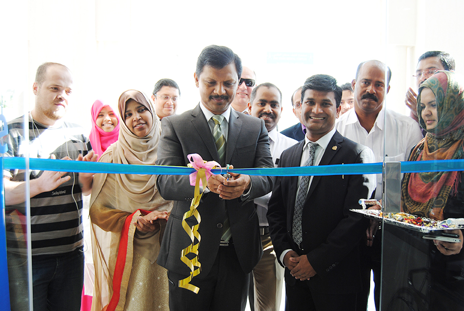 Afiya Pharmacy Inauguration