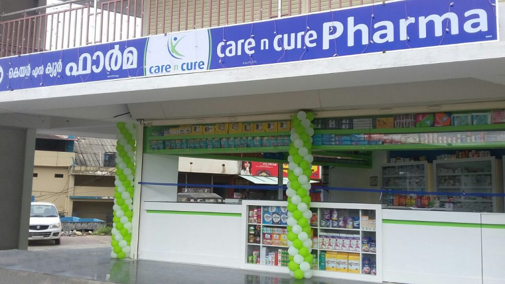 Opening of our 1st ever pharmacy in India, Kerala