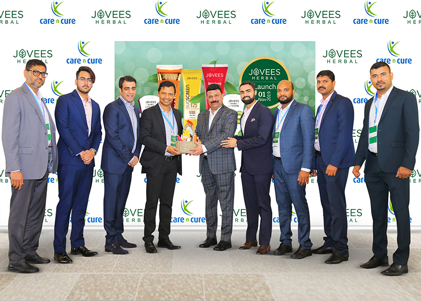 "Leading Herbal Personal Care Brand from India ""JOVEES"" launched in Qatar."