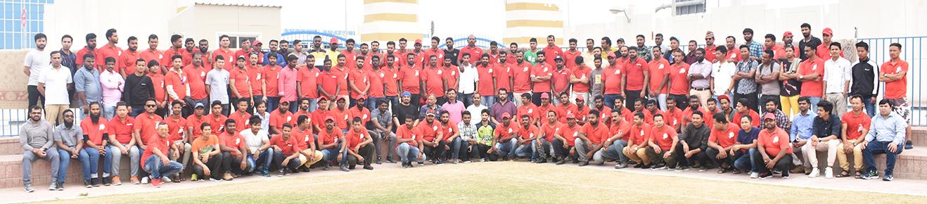 alghaliya team