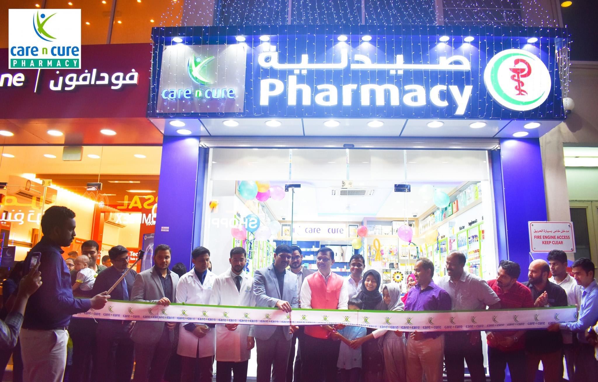 Care n Cure Pharmacy Najma Inauguration