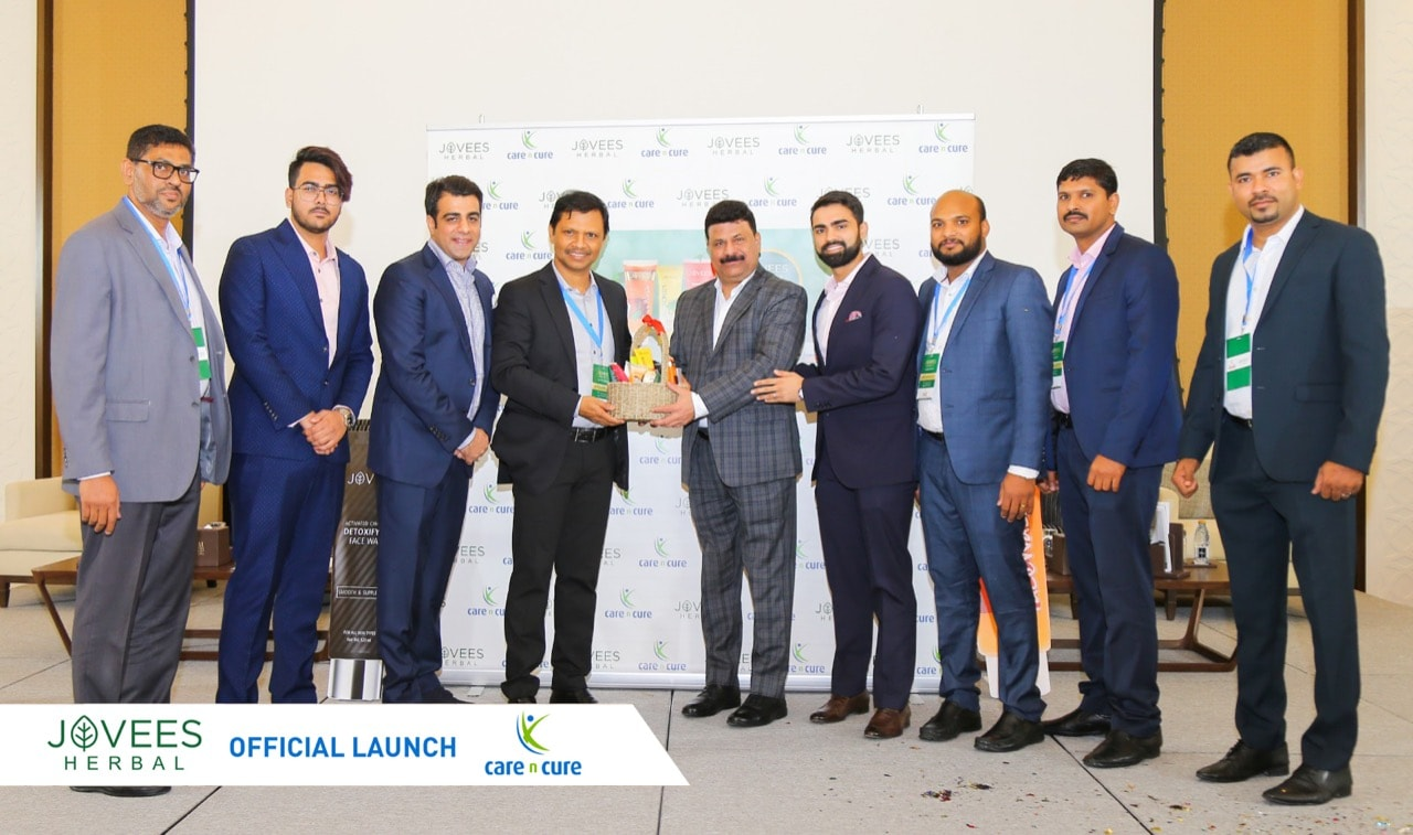Jovees Product Launch